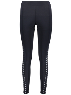 BEAUTY LEGGING WITH LOGO TAP 192 NAVY