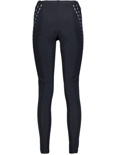 beauty legging with logo tap 192 zoso legging navy