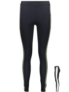 harmony travel legging 192 zoso legging navy/green