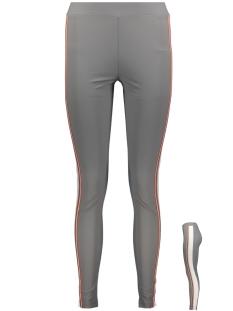 harmony travel legging 192 zoso legging grey/salmon