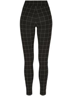 check high waist legging tb3000 urban classics legging black/white