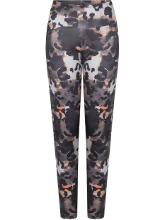 Zoso Legging 195 COLLIN ALOVER PRINTED PANT BLACK
