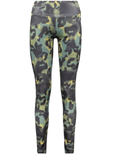 Zoso Legging COLLIN ALOVER PRINTED PANT 195 FOREST