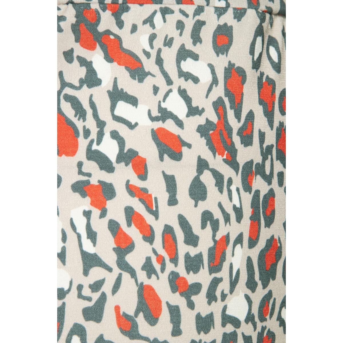 sas printed leopard legging 201 zoso legging 0007/0072 sand/desert red