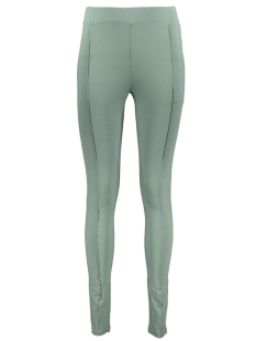Zoso Legging LIZ LEGGING WITH FRONT LEG 202 GREENSTONE
