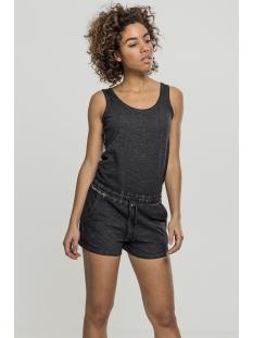 tb1923 cold dye short jump urban classics jumpsuit black