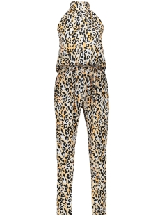 Aaiko Jumpsuit SALITA ANIMAL VIS 574 NATURAL