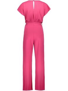 girl ju v sisters point jumpsuit dark pink
