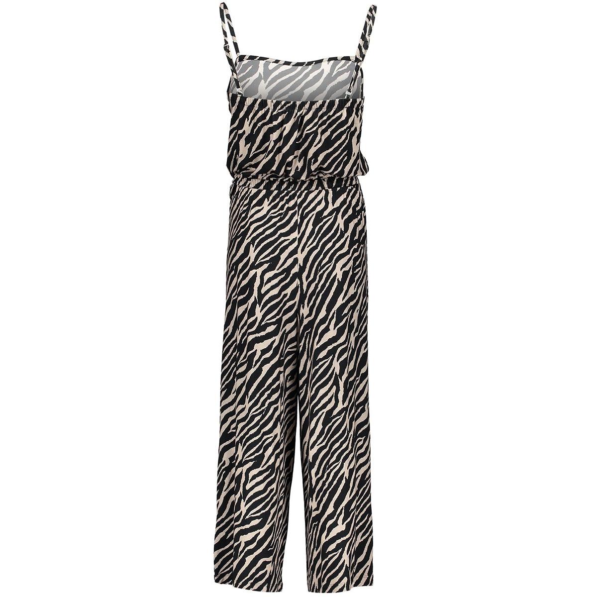 jumpsuit aop tess 01401 60 geisha jumpsuit black/sand