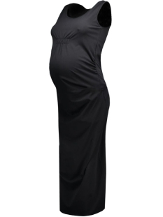 Mama-Licious Positie jurk Sofia s/l Maxi Dress 20003385 black