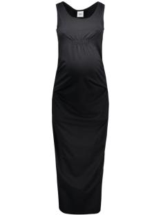 sofia s/l maxi dress 20003385 mama-licious positie jurk black