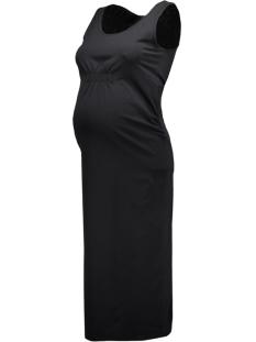 sofia midi tank dress 20006283 mama-licious positie jurk black