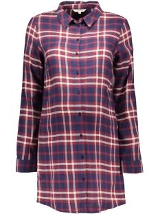 60655 blouse pleun noppies positie blouse c084 bordeaux