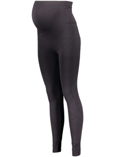 60754 LEGGING JACQ BLACK