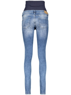 s0355 jeans otb skinny supermom positie broek med blue