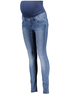 Noppies Positie broek 70105 JEANS AVI SKINNY C306 BLUE DENIM