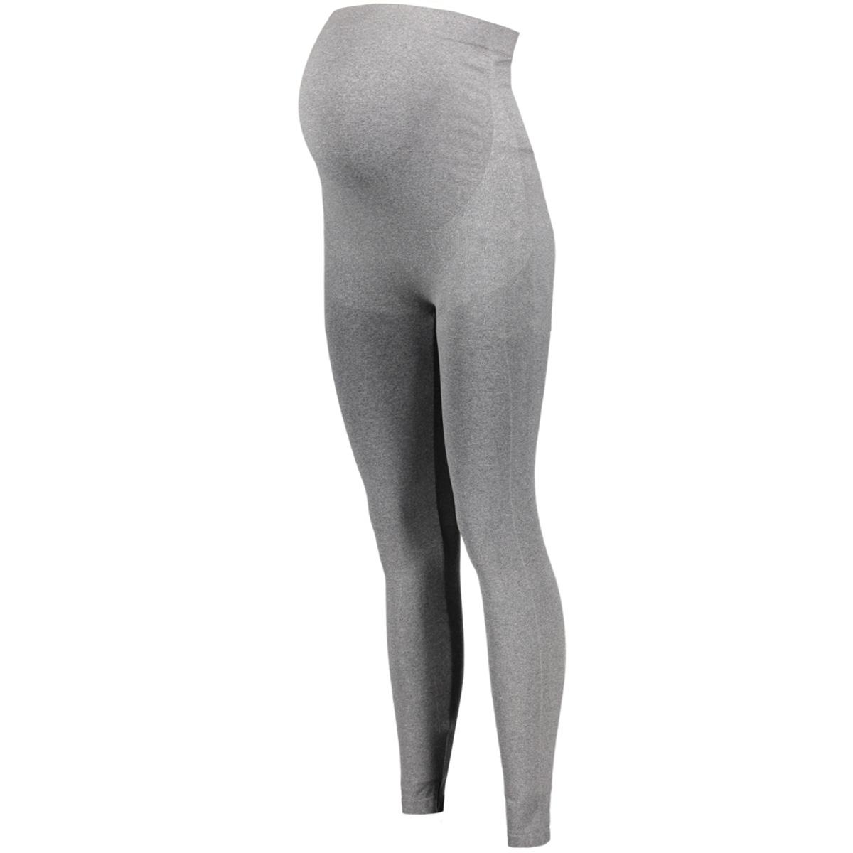 63976 cara legging noppies positie broek c246- grey melange