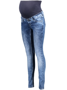 SuperMom Positie broek S0452 JEANS SKINNY BLUE DENIM C301 Blue Denim