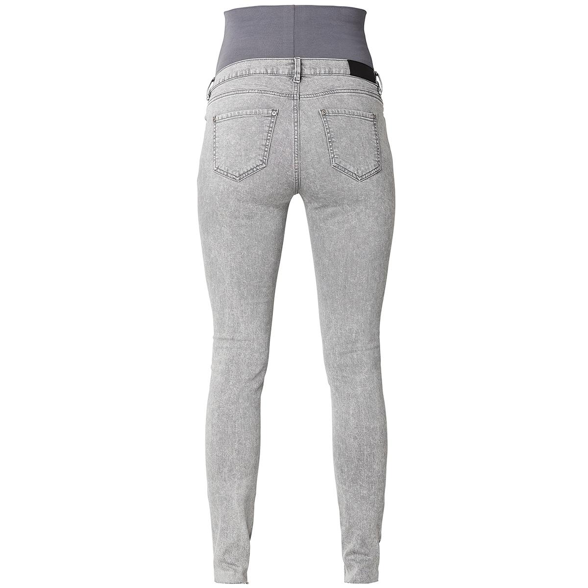 s0667 jeans skinny supermom positie broek grey denim