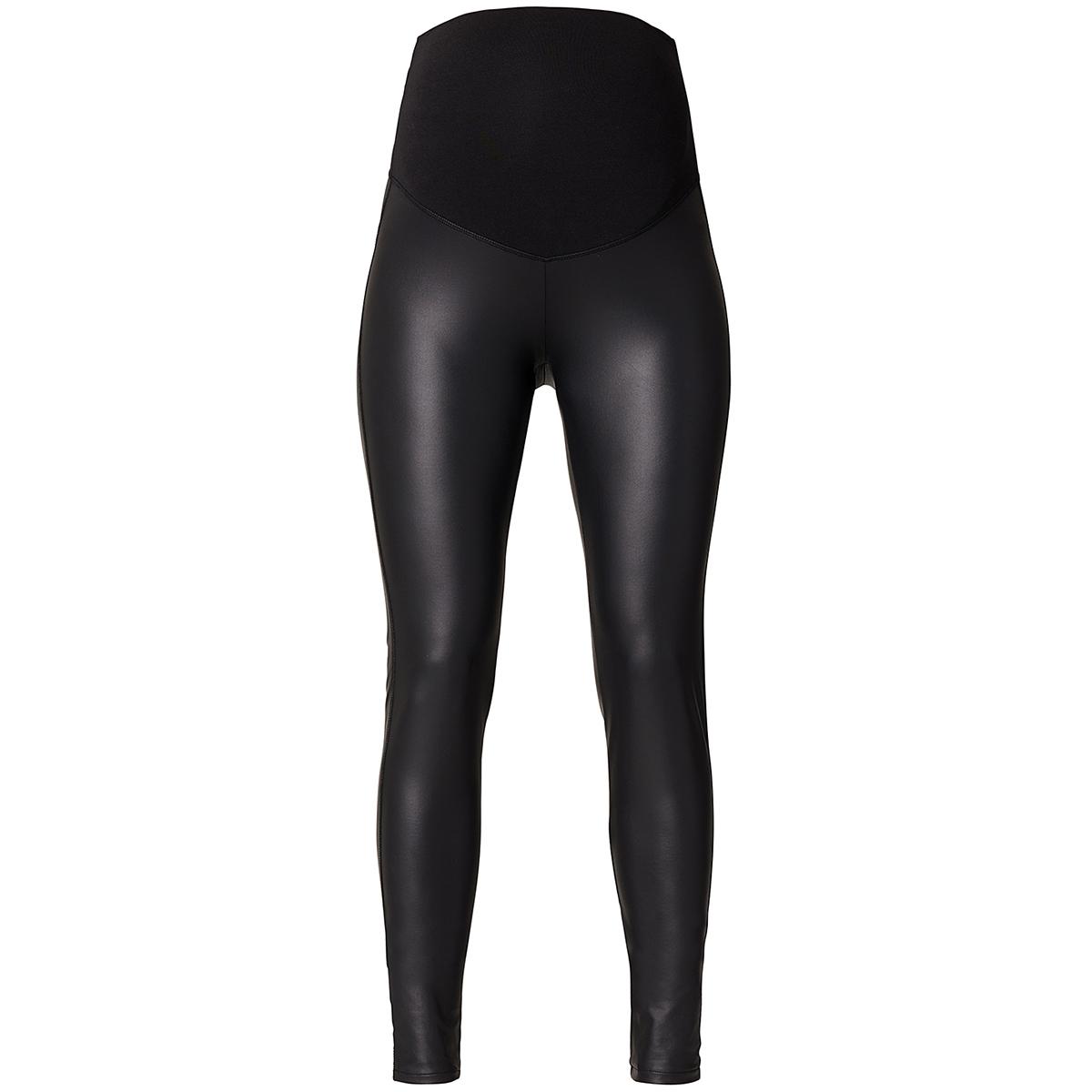 s0669 legging shine supermom positie broek black