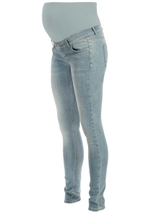 Noppies Positie broek 80102 JEANS SKINNY AVI LIGHT BLUE DENIM