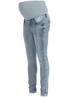 Noppies Positie broek 80201 JEANS SKINNY AVI LIGHT BLUE