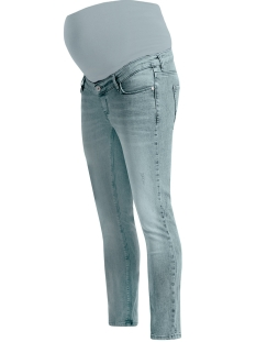 Noppies Positie broek 80302 JEANS MILA 7/8 LIGHT BLUE DENIM