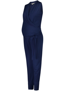 Noppies Positiekleding 80328 JUMPSUIT CARINNA MIDNIGHT BLUE