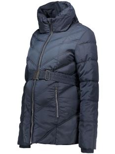 60656 jacket lene noppies positie jas c165 dark blue