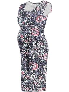 Noppies Positie jurk 70312 DRESS MAUD C310 MULTI COLOR
