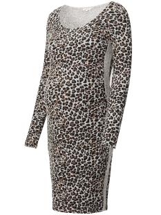 Noppies Positie jurk 70621 DRESS HILLY Grey Melange