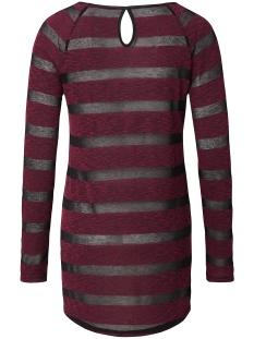 70822 tunic juul noppies positie shirt wine
