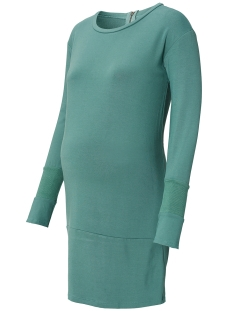 SuperMom Positie jurk S0704 DRESS SWEAT GREEN