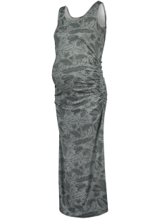 Noppies Positie jurk 80221 DRESS BLOSSOM LIGHT ARMY