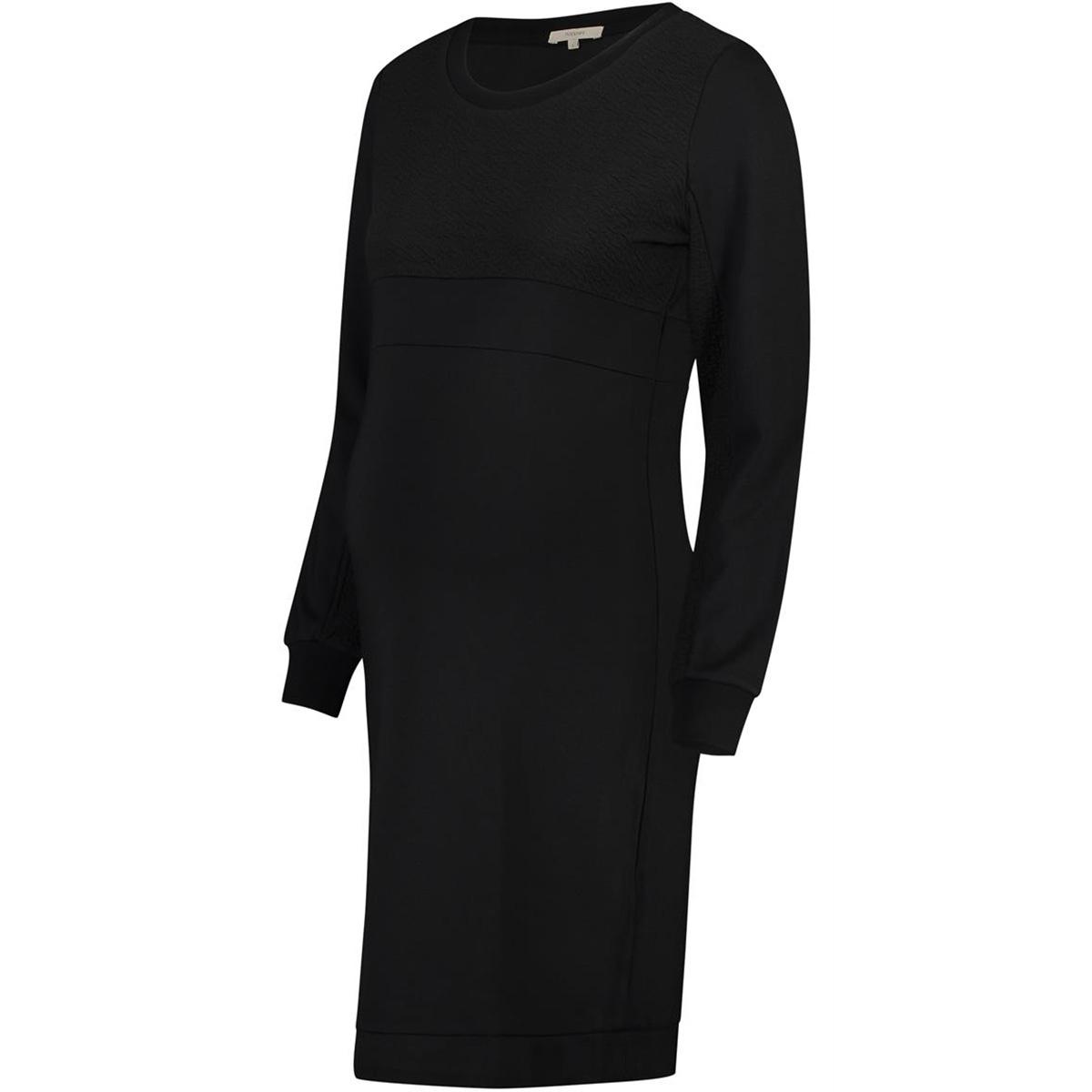 80733 dress is morning noppies positie jurk c270 black