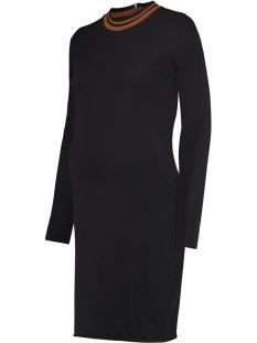 SuperMom Positie jurk S0855 DRESS IS BLACK TURTLE C270 BLACK