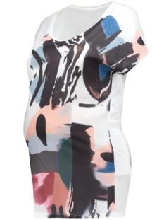 Noppies Positie shirt 60532 C010 Off White