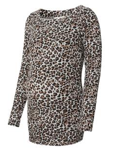 Noppies Positie shirt 70622 TEE HIND GREY MELANGE