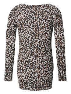 70622 tee hind noppies positie shirt grey melange