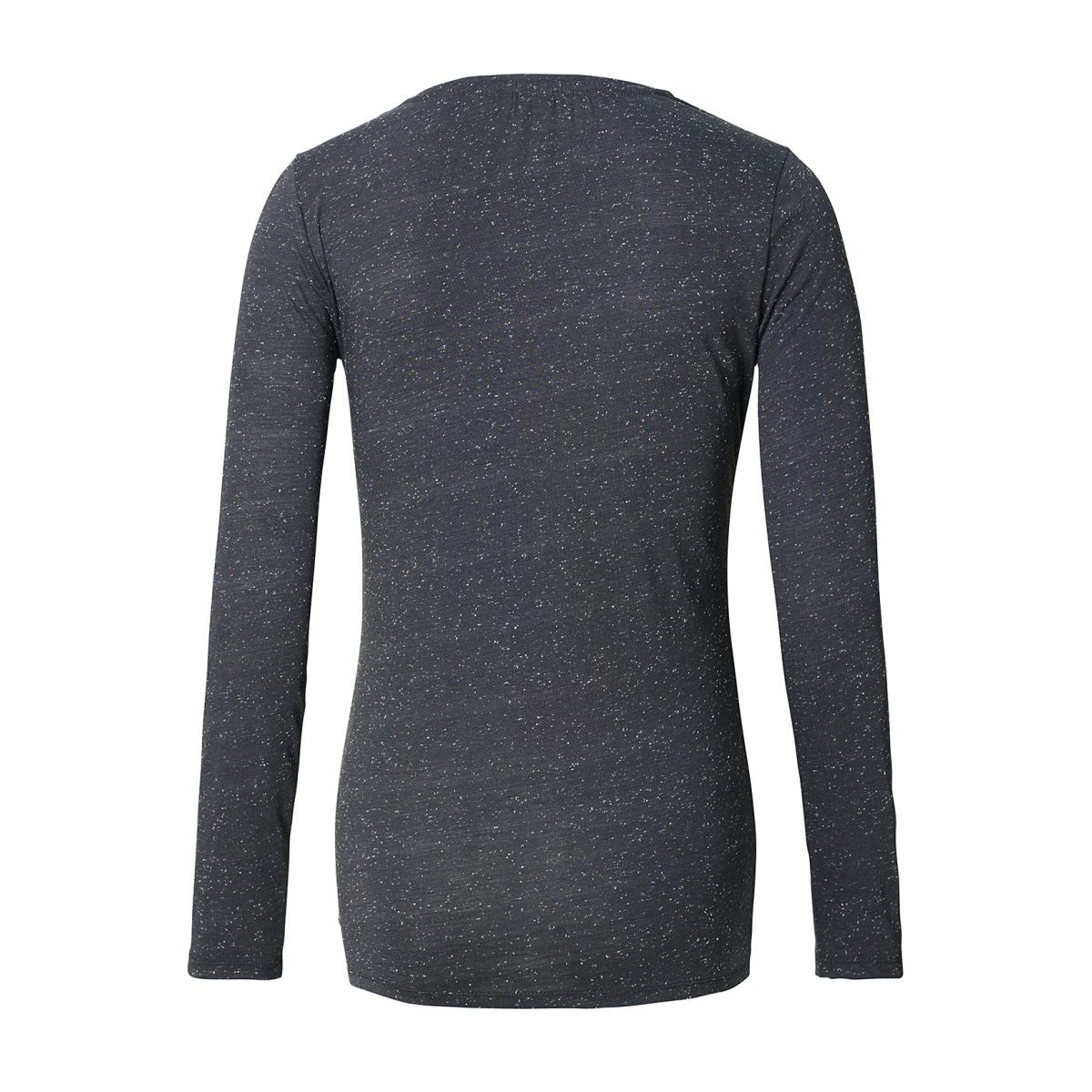 70628 tee helga anthra noppies positie shirt anthracite