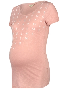 Noppies Positie shirt 80126 TEE AUKJE BLUSH