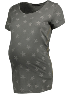 SuperMom Positie shirt S0737  TEE STAR ARMY