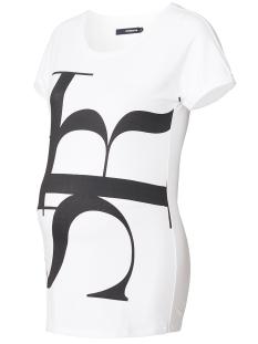 SuperMom Positie shirt S0753 TEE TEXT WHITE