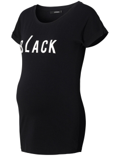 SuperMom Positie shirt S0753 TEE TEXT BLACK