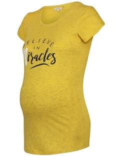 Noppies Positie shirt 80321 TEE CHANTAL BRIGHT YELLOW