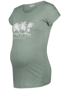 Noppies Positie shirt 80321 TEE CHANTAL LIGHT GREEN