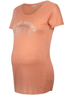 Noppies Positie shirt 80419 TEE DORIEN PEACH