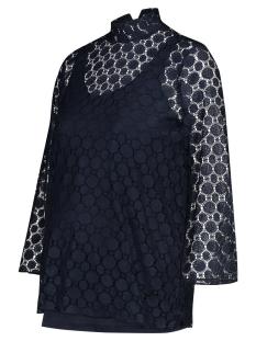 80713 top 7/8 sl mae noppies positie shirt c165 dark blue