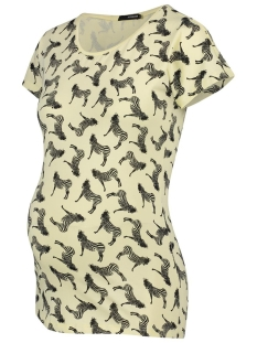 SuperMom Positie shirt TEE SS ZEBRA 20220016 P490