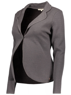 Noppies Positie vest 60541 CARDIGAN INGER MEDIUM GREY